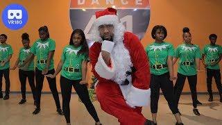 Santa Claus STOMP TEAM! 😂🎅🏾🔥🎄 (VR180 Experience) | Random Structure TV