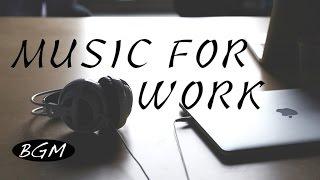 Jazz & Bossa Music for work!!Background Cafe Music!!