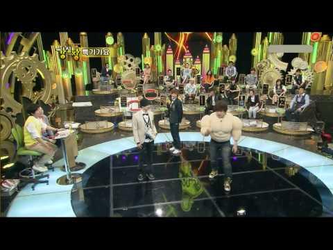 EeTeuk,EunHyuk,ShinDong ( SJ ) Cut (Apr,06,10)