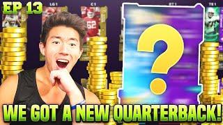 We get a NEW QUARTERBACK! No Money Spent Ep.13! Madden 21
