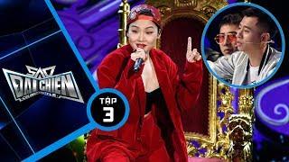 Miu Lê sẽ đáp trả Dương Cầm bằng âm nhạc | Teaser Sao Đại Chiến Tập 3