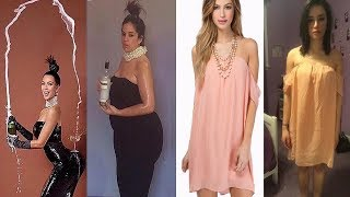 Expectation vs Reality Online Shopping Disaster Fails