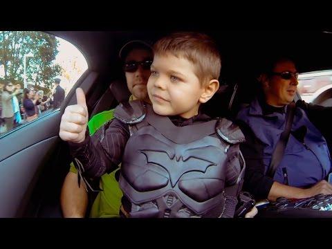 Batkid Begins Trailer