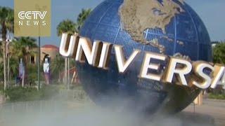 Universal Studios theme park to open in Beijing