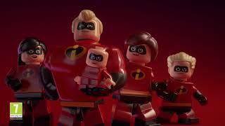 LEGO Gli Incredibili - Trailer di annuncio ufficiale