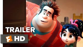 Ralph Breaks the Internet Teaser Trailer #1 (2018)   Movieclips Trailers