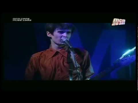 Muse - Sober live @ Paris MCM Café 1999