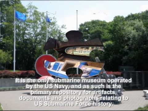 Pictures of Submarine Force Library and Museum, Groton, CT, US