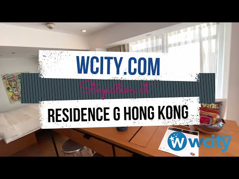 Staycation Package at Residence G Hong Kong, plus dinner at Scarlett Café & Wine Bar