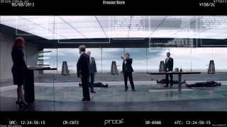 "Marvel's ""Captain America: The Winter Soldier"" – Deleted Scene"