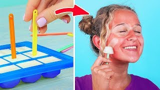 12 Crazy Yet Genius Beauty Hacks You Can't Miss