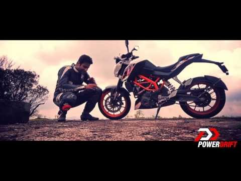 KTM 390 Duke : Review : PowerDrift