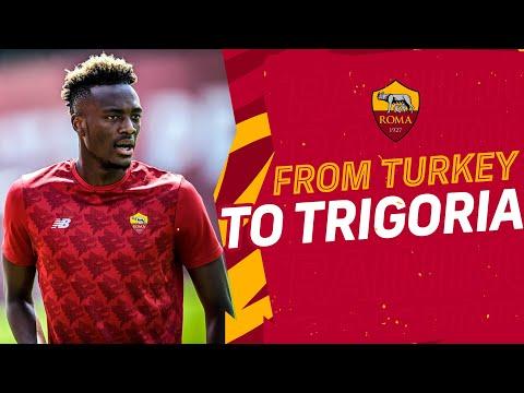 VIDEO - Dal Trabzonspor alla Fiorentina: la Roma a Trigoria prepara l'esordio in Serie A