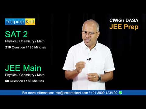 JEE Main Online Preparation for NRI Students