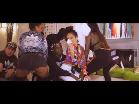 Zay Hilfigerrr - YeYeYe Featuring : Ajasia Velaz ( Official Music Video ) Prod : Swift Bangaz