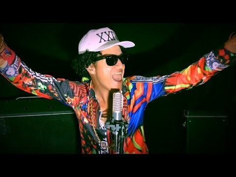 Corporate Event Entertainment Los Angeles Performer Johnny Rico As Bruno Mars