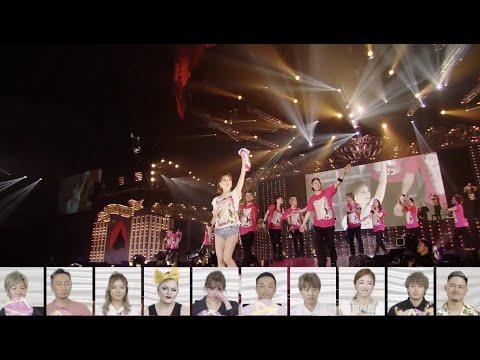 ayu副音声付きフル尺ライヴ動画「ayumi hamasaki ARENA TOUR 2015 A Cirque de Minuit ~真夜中のサーカス~ The FINAL」ダイジェスト