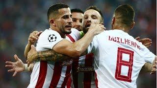 Highlights: Ολυμπιακός - Τότεναμ 2-2 / Highlights: Olympiacos - Tottenham Hotspur 2-2