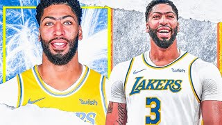 Anthony Davis is a MONSTER on the Court! The Best 2020 Highlights