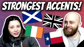 HARDEST ENGLISH ACCENTS | Can You Understand?
