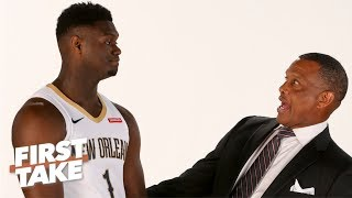 The clock is ticking on the Pelicans' chances at a title with Zion – Max Kellerman | First Take