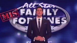 All Star Family Fortunes | Season 12 Episode 1 | Coronation Street v Emmerdale