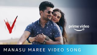 Manasu Maree video song- V movie- Nani, Aditi Rao Hydari..