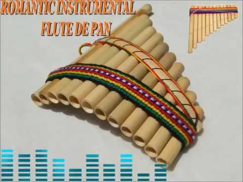 MUSICA ROMANTICA INSTRUMENTAL PAN FLUTE mp4