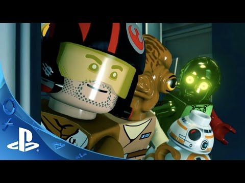 LEGO® Star Wars™: The Force Awakens Video Screenshot 3