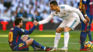 Cristiano Ronaldo Respect Moments