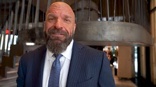 Triple H talks about changing WWE's perception in the media: Triple H's Road to WrestleMania