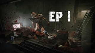 Outlast Whistleblower: Ep1 - He loved him