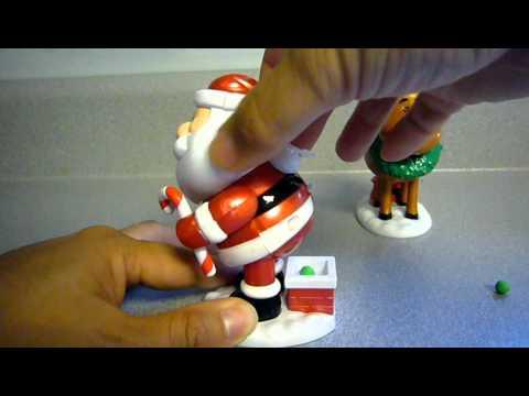 Santa and Reindeer Pooping Toys