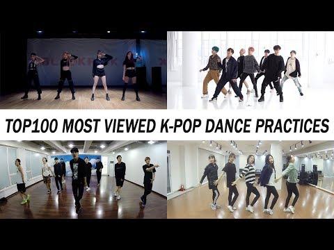 [TOP 100] MOST VIEWED K-POP DANCE PRACTICES • April 2019