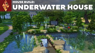 The Sims 4 - House Build - Underwater House