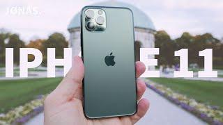 iPhone 11 Pro Alltagstest nach einem Monat (Mitternachtsgrün)