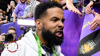 New Orleans police issue an arrest warrant for Odell Beckham Jr. | SportsCenter
