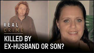 Family Conspiracy: Father And Son Suspected Of Murdering Mother | Forensics | Real Crime