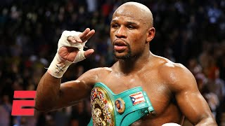 Max says Floyd Mayweather is an all-time great, but he's not number one! | Max Kellerman Show