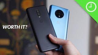OnePlus 6T vs 7T: Worth the wait?