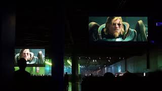 Overwatch: For Honor and Glory Cinematic, BlizzCon 2017 Audience Reaction