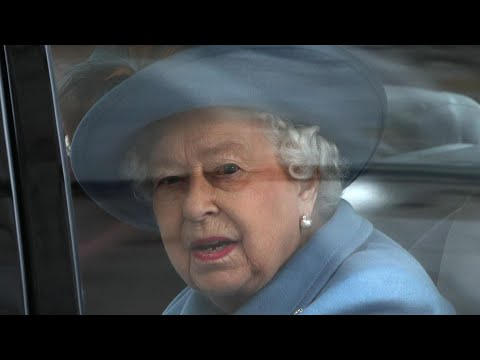 Queen Elizabeth MOVING Due to Pandemic