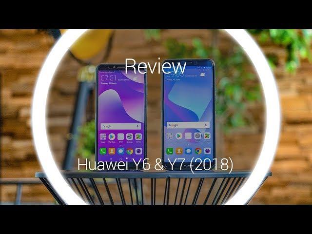 Belsimpel-productvideo voor de Huawei Y7 (2018)