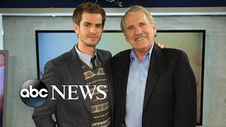 Andrew Garfield talks 'Breathe', Spider-Man and taking risks as an actor