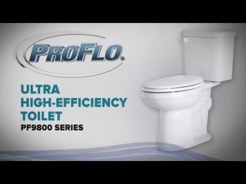 ProFlo 0.8gpf Toilet