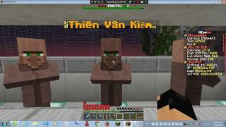 Minecraft RPG] Class Archer - Test Skill - Minecraft Việt Nam