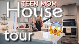 TEEN MOM HOUSE TOUR!! *AHHHH*