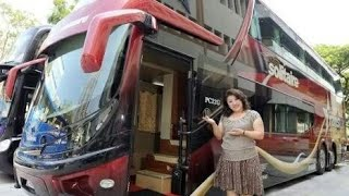 Singapore to Kuala Lumpur Bus| How to Book Bus? | Luxury Buses $16 | Immigration at Borders Part # 8