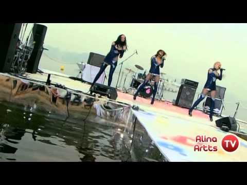 Via Sirius - Осколки (Live. MTV Beach Party 2010)