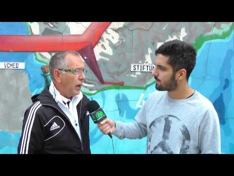 Wolfgang Skubsch (Trainer SV Nettelnburg/Allermöhe, U17 B-Jugend) tippt den 8. Spieltag der B-Jugend Regionalliga Nord | ELBKICK.TV